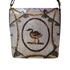 Sousse Mosaic Xenia Patterns Flap Messenger Bag (l)
