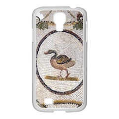 Sousse Mosaic Xenia Patterns Samsung GALAXY S4 I9500/ I9505 Case (White)