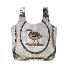 Sousse Mosaic Xenia Patterns Full Print Recycle Bags (m)