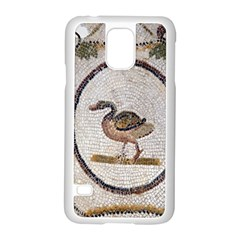 Sousse Mosaic Xenia Patterns Samsung Galaxy S5 Case (white)