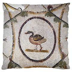 Sousse Mosaic Xenia Patterns Large Flano Cushion Case (two Sides)