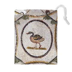 Sousse Mosaic Xenia Patterns Drawstring Pouches (extra Large)