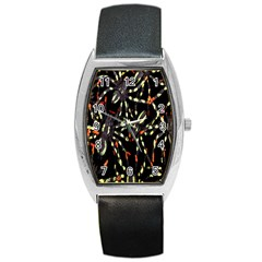 Spiders Colorful Barrel Style Metal Watch
