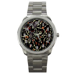 Spiders Colorful Sport Metal Watch