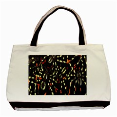 Spiders Colorful Basic Tote Bag (Two Sides)