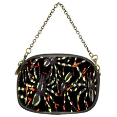 Spiders Colorful Chain Purses (one Side)