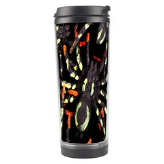 Spiders Colorful Travel Tumbler