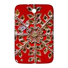 Snowflake Jeweled Samsung Galaxy Note 8 0 N5100 Hardshell Case