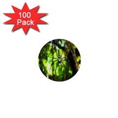 Spider Spiders Web Spider Web 1  Mini Buttons (100 Pack)