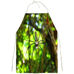 Spider Spiders Web Spider Web Full Print Aprons