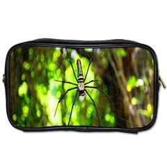 Spider Spiders Web Spider Web Toiletries Bags 2-Side