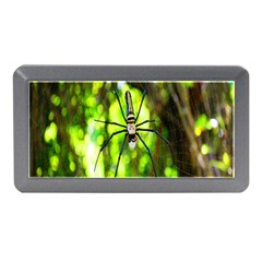 Spider Spiders Web Spider Web Memory Card Reader (Mini)
