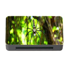 Spider Spiders Web Spider Web Memory Card Reader With Cf