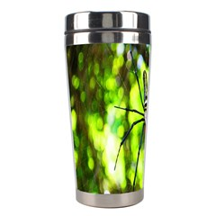 Spider Spiders Web Spider Web Stainless Steel Travel Tumblers
