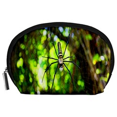 Spider Spiders Web Spider Web Accessory Pouches (large)