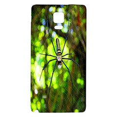 Spider Spiders Web Spider Web Galaxy Note 4 Back Case