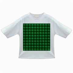 Snowflakes Square Infant/Toddler T-Shirts