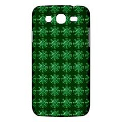 Snowflakes Square Samsung Galaxy Mega 5 8 I9152 Hardshell Case