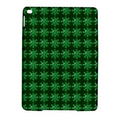 Snowflakes Square iPad Air 2 Hardshell Cases