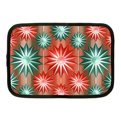 Star Pattern  Netbook Case (medium)