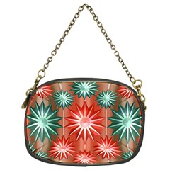 Star Pattern  Chain Purses (one Side)