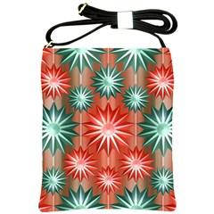 Star Pattern  Shoulder Sling Bags