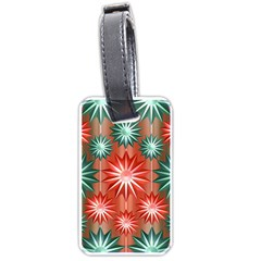 Star Pattern  Luggage Tags (Two Sides)