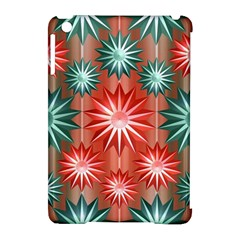 Star Pattern  Apple iPad Mini Hardshell Case (Compatible with Smart Cover)