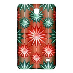 Star Pattern  Samsung Galaxy Tab 4 (8 ) Hardshell Case