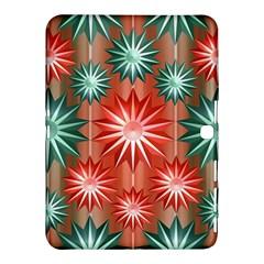 Star Pattern  Samsung Galaxy Tab 4 (10 1 ) Hardshell Case