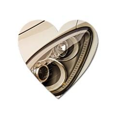 Spotlight Light Auto Heart Magnet