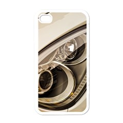 Spotlight Light Auto Apple Iphone 4 Case (white)