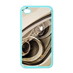 Spotlight Light Auto Apple Iphone 4 Case (color)