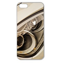 Spotlight Light Auto Apple Seamless iPhone 5 Case (Clear)