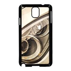 Spotlight Light Auto Samsung Galaxy Note 3 Neo Hardshell Case (black)