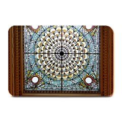 Stained Glass Window Library Of Congress Plate Mats