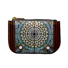 Stained Glass Window Library Of Congress Mini Coin Purses