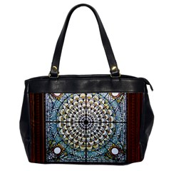 Stained Glass Window Library Of Congress Office Handbags