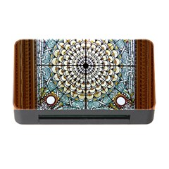 Stained Glass Window Library Of Congress Memory Card Reader With Cf