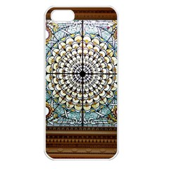 Stained Glass Window Library Of Congress Apple Iphone 5 Seamless Case (white)