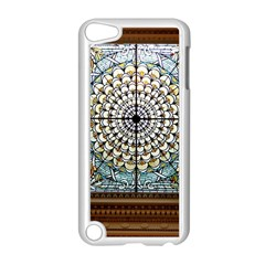 Stained Glass Window Library Of Congress Apple Ipod Touch 5 Case (white)