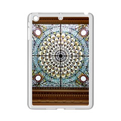 Stained Glass Window Library Of Congress Ipad Mini 2 Enamel Coated Cases