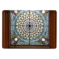 Stained Glass Window Library Of Congress Samsung Galaxy Tab 10 1  P7500 Flip Case