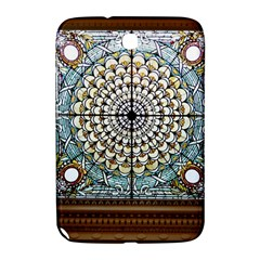 Stained Glass Window Library Of Congress Samsung Galaxy Note 8 0 N5100 Hardshell Case