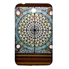 Stained Glass Window Library Of Congress Samsung Galaxy Tab 3 (7 ) P3200 Hardshell Case