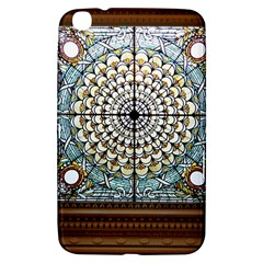 Stained Glass Window Library Of Congress Samsung Galaxy Tab 3 (8 ) T3100 Hardshell Case