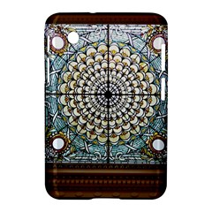 Stained Glass Window Library Of Congress Samsung Galaxy Tab 2 (7 ) P3100 Hardshell Case