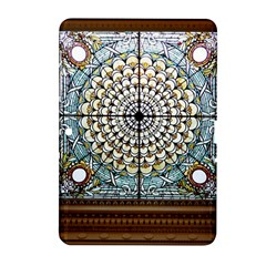 Stained Glass Window Library Of Congress Samsung Galaxy Tab 2 (10 1 ) P5100 Hardshell Case