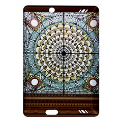 Stained Glass Window Library Of Congress Amazon Kindle Fire Hd (2013) Hardshell Case