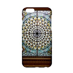 Stained Glass Window Library Of Congress Apple iPhone 6/6S Hardshell Case